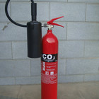 5KG CE CO2 fire extinguisher alloy steel