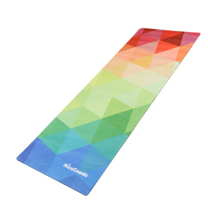 Yoga Mat Manufacturer Microfiber Custom Yoga Mat Towel,Eco