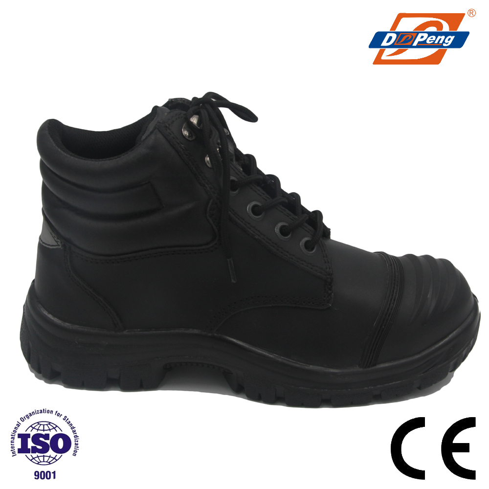 patent collision police shoe keeping peace safety combat boots force anti toe 6Arn6q