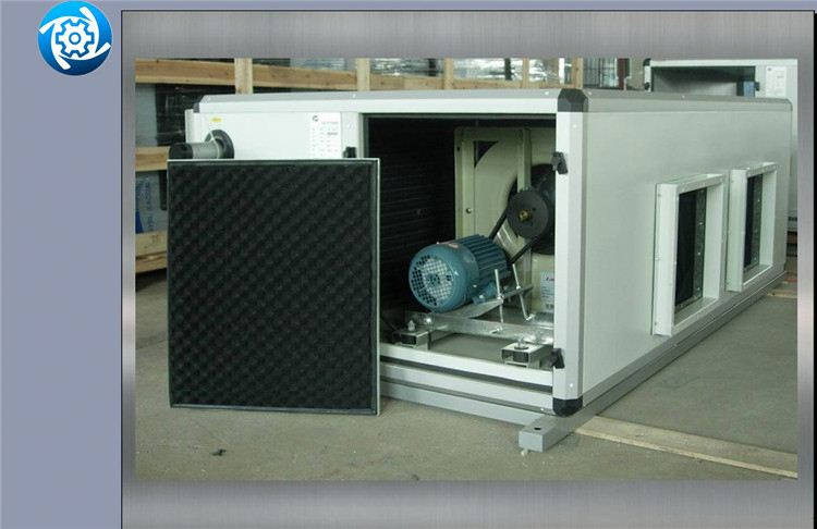 "4'6'8'air handling unit/ 10 meters flexible duct/ 10"" insulated flexible aluminum air duct"