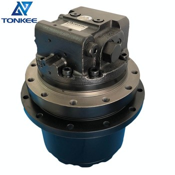 E307B Travel device TM07B travel motor TM07 final drive