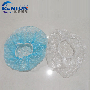 Biodegradable New design cheap plastic shower cap