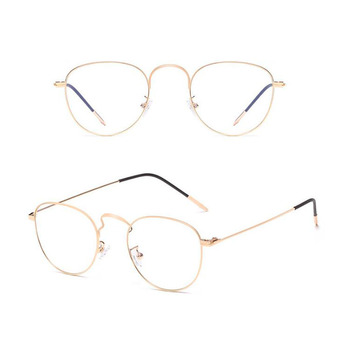 bd8a6a81991 latest spectacle frame vintage round design women metal optical frame  CJ9002 in stock
