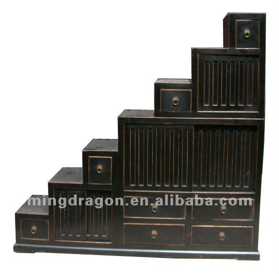 Chinese Furniture Stair Cabinet, Chinese Furniture Stair Cabinet Suppliers  And Manufacturers At Alibaba.com
