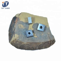 carbide inserts for cutting from zhuzhou manufacturer with best factory price