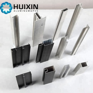 Good price window and door section custom curved aluminum extrusion