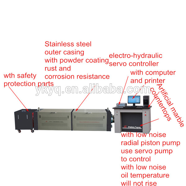 STMGY-1Manufacturers Stainless Steel Microcomputer Static Load Anchor Testing Equipment (Computer data acquisition)