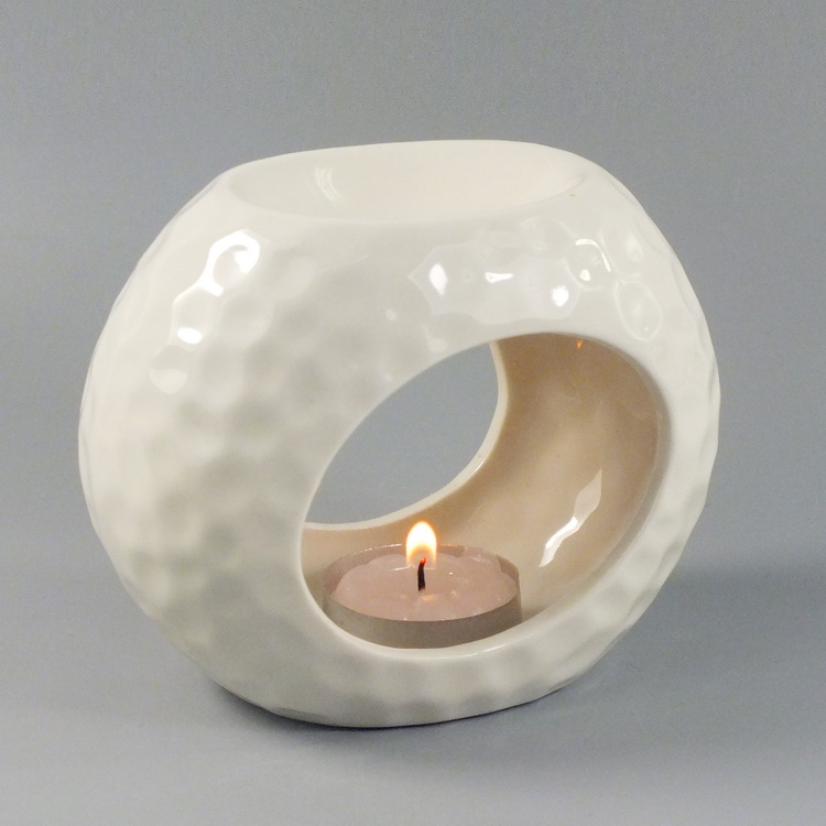 Porselen Aroma Aromaterapi Essential Oil Burner Grosir