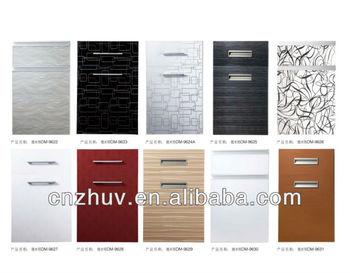 Acrylic Laminated Mdf Kitchen Cabinet Shutter Doors View Shutter