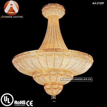 Luxury Crystal Chandelier for Interior Decoration