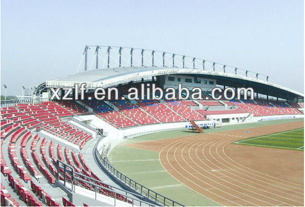 Design of Roofing Steel Truss for Stadium Roof Canopy