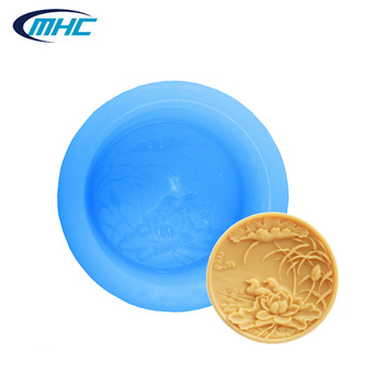 Hot Selling round handmade soap mold