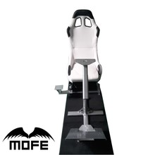 Hot sale folding racing simulator seat for PC / PS3 / XBOX Video Game