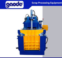 Gaode Hydraulic Automatic Scrap Metal Baler Machine For Sale