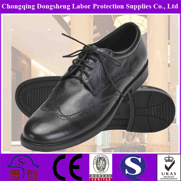 Cow Finished Leather Good Safety Shoes