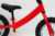 12 inch no pedal fashion red steel kid/chirldren balance bicycle/bike with eva tire