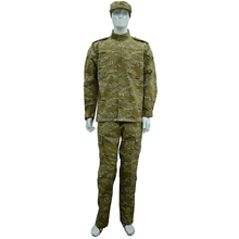 ACU Camouflage Yellow Tiger Stripe military Suit Instock for Sale