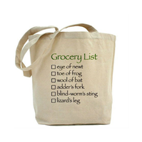 Manufacturer custom made cotton portable canvas green shopping bag