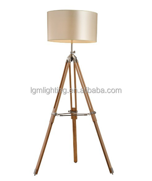 marine en bois lampadaire tr pied f021 lampadaire id de produit 430810201. Black Bedroom Furniture Sets. Home Design Ideas