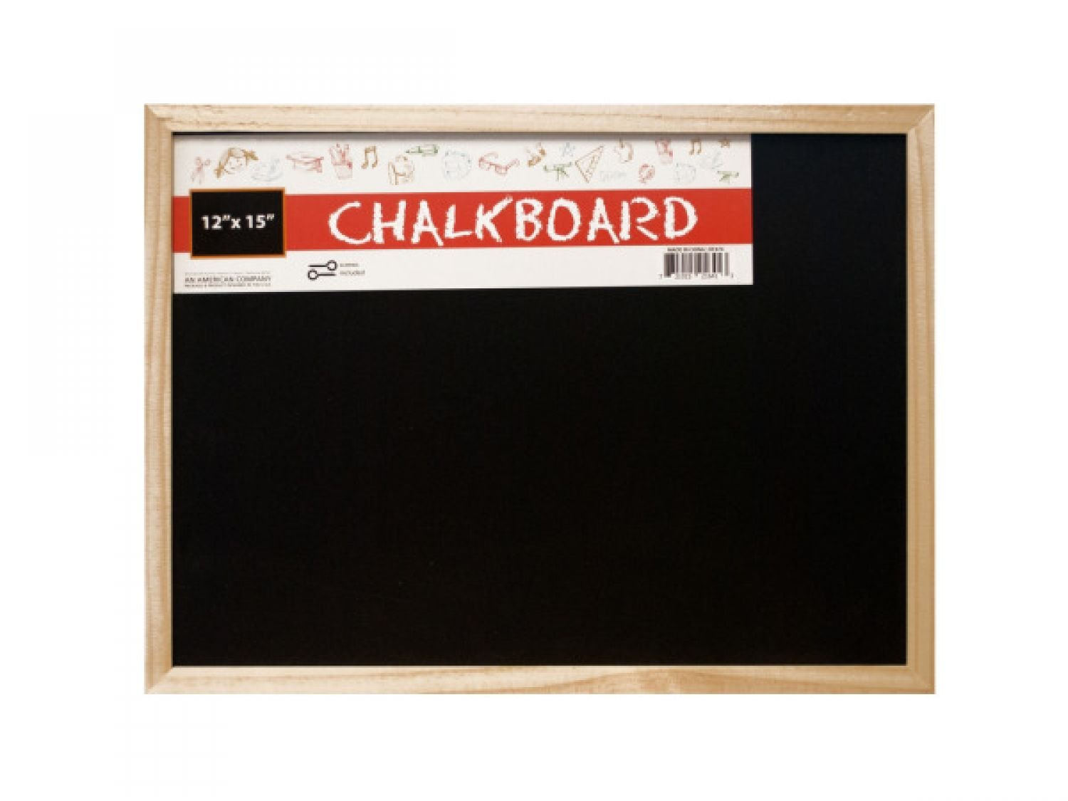 Get Quotations · Wall Mountable Chalkboard   Set Of 6, [School U0026 Office  Supplies, Display Boards