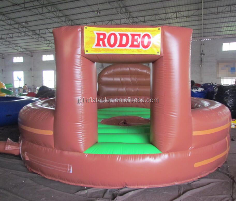 commercial grade inflatable mechanical bull, bull riding, rodeo bull machine