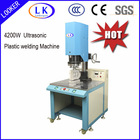 High power supersonic plastic welding machine