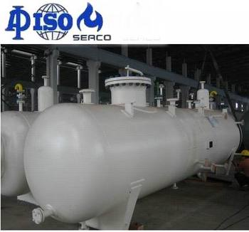 300 m 3/d 1.0 Mpa Skid-Mounted Oil Gas Water 3 Phase Separator for Oil-Gas Field Exploitation
