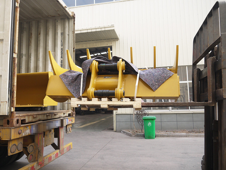 China Suppliers Construction Parts Excavator Rock Rakes For Sales ...