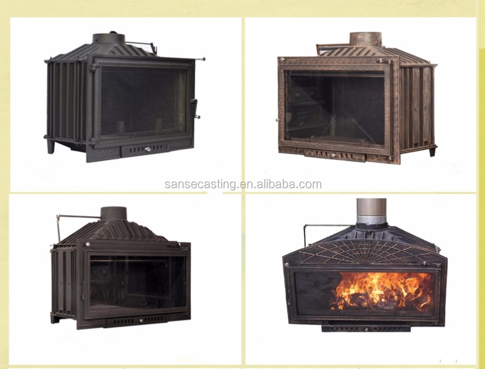 China Factory Direct Hot Selling Cast Iron Fireplace Insert Buy