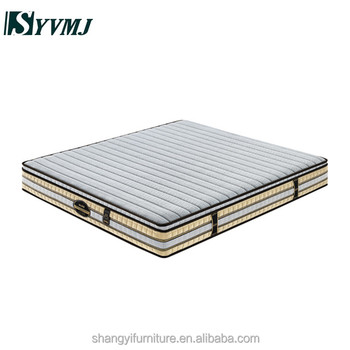 negative ion topper foam coir mattress price