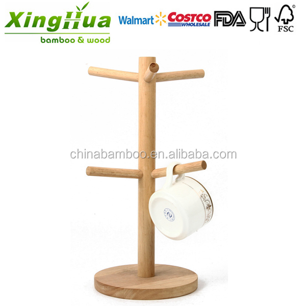 Durable Coffee Cup Holdermug Treewood Cup Hanger Buy Cup Holdercoffee Cup Holdercup Hanger Product On Alibabacom