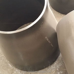 carbon steel butt welded pipe threaded concentric reducer