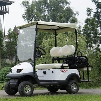 4 Seater Curtis Controller Utility Vehicle Electric Cheap Club Car