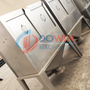 industrial grade corn starch making machine / maize starch manufacturing process