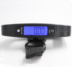 Hand-carry Private Label Industrial Luggage Scale with Logo Printing Low Price