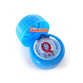 Wholesale Screw Type Non Spill Reusable 19 L 20 Ltr 5 Gallon 5Gallon Mineral Water Plastic Bottle Cap