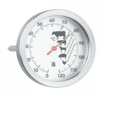 High Quality Stainless Steel Probe Bimetal Thermometer BBQ Meat Food Thermometer