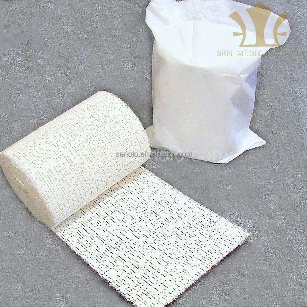 Gypsum Bandage in Medicine 97