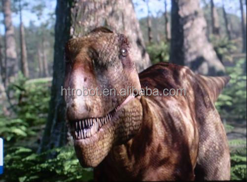 2015 High quality robot dinosaur for Ouranosaurus for sale