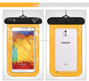 clear window pvc waterproof cell phone bag wholesale
