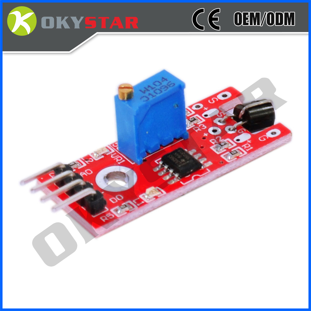 Single Channel Human body touch sensor alarm modules
