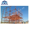 Light steel large space frame steel structure