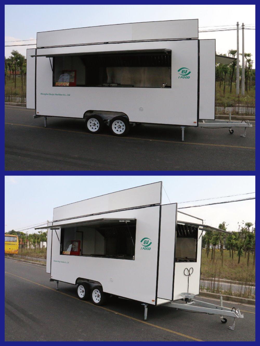 FV 55 Food Truck For Sale In Ga Bbq Trailer Mobile Fast