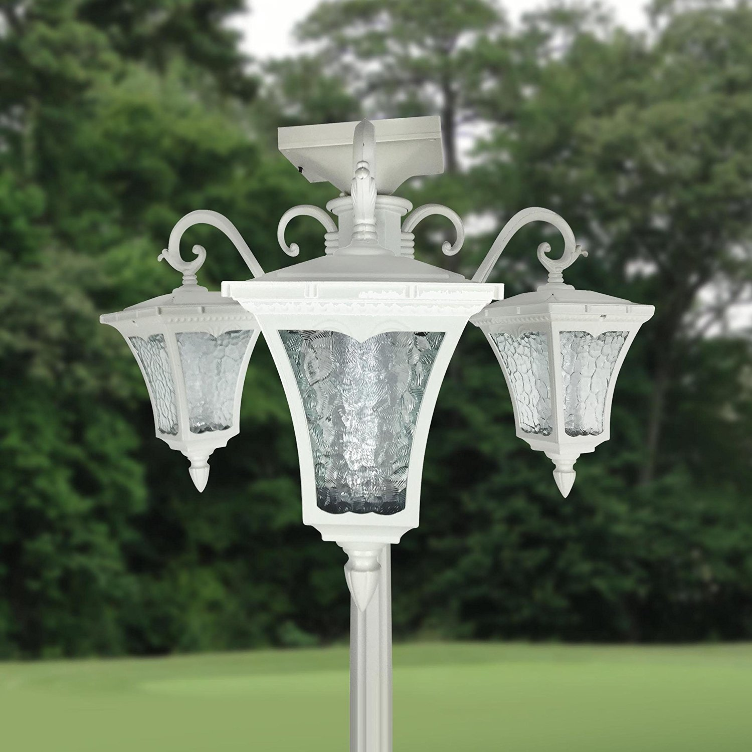 Twilight Solar Outdoor Lighting