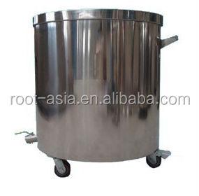 Stainless steel mixing tank/storage tank
