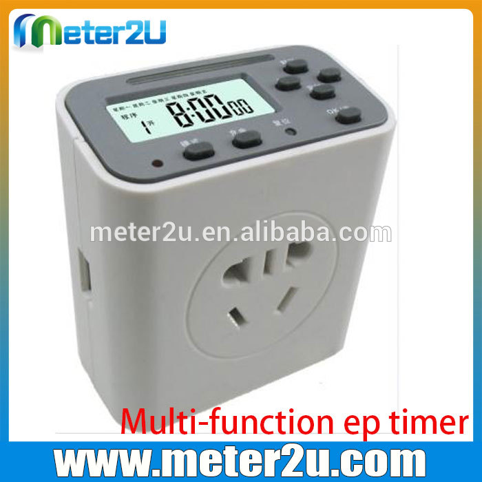 China low price USB digital multi timer for ep HD70