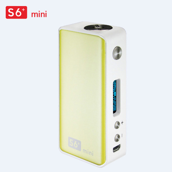 New items of goods in 2015 e cigarette manufacturers usa 60w S6 mini box mod usa made vaporizers