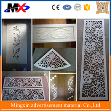 2017 top quality carving pvc celuka foam board use in furniture and advertisement