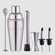 Factory Direct 24oz stainless steel mixer shaker cocktail