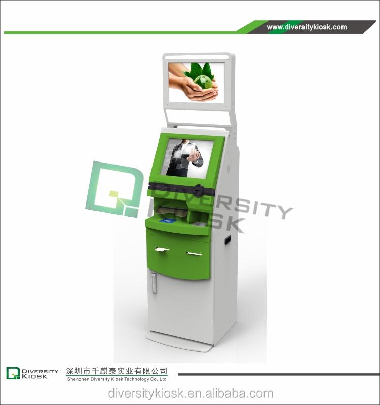 Room Key Dispenser Information Touch Screen Kiosk